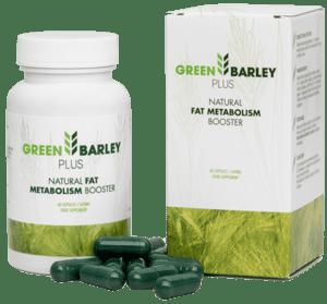 Green Barley Plus Mi az?